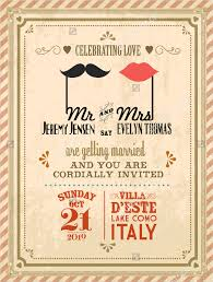 wedding invitation card 18 vintage wedding invitations free psd vector ai eps format
