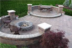 Backyard Fire Pits Designs by Simple Outdoor Fire Pit Ideas For Backyard U2014 Jen U0026 Joes Design