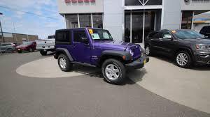 jeep purple 2017 jeep wrangler sport extreme purple hl605173 mt vernon