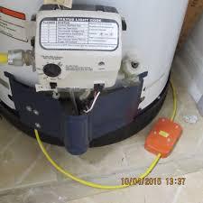 Gas Water Heater Pilot Light Pilot Light And Water Heater Monitor
