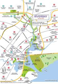 Bugis Junction Floor Plan by Location Riverbay
