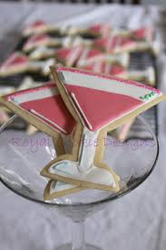 martini shaped cake martini cookie carrie