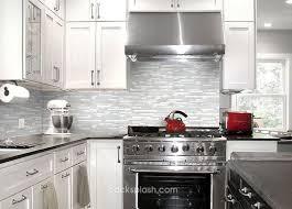 Red Black White Kitchen - new pictures of black and white kitchen backsplashes