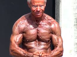 old man 85 year old man is the oldest bodybuilder ever business insider