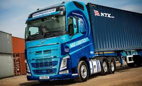 volvo truck ad no new is good news for a u0026d logistics fleet uk haulier