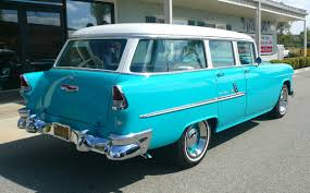 classic volkswagen station wagon 1955 chevrolet bel air 4 door station wagon