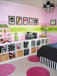 the girls u0027 ombré purple bedroom i painted i used the lightest and