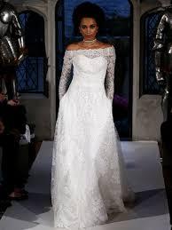 oleg cassini wedding dress oleg cassini 2018 collection bridal fashion week photos