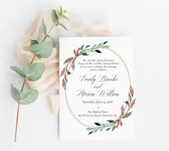 wedding invitations printable wedding ideas wedding ideas gold invitation printable