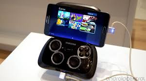 gamepad android on with the samsung gamepad on the galaxy note 3 android