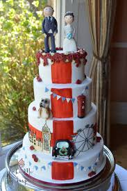 themed wedding cakes wedding cakes wedding cake toppers london design ideas