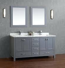 dark gray bathroom vanity mirrors at home depot twestion 60 inch