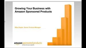 growing your business with amazon sponsored products youtube