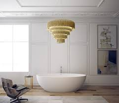 bathroom lighting design 36 bathtub ideas with luxurious appeal