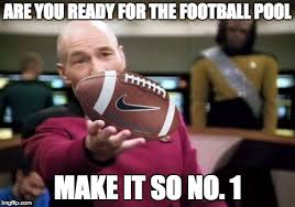 Football Meme - picard football meme generator imgflip