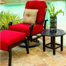 Patio Chair Seat Pads Replacement Patio Chair Cushions Sunbrella Free Home