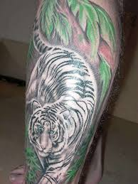 pictures of tiger tattoos white tiger for lengthy
