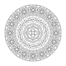 printable mandalas the boys love to color these kids u0026 family