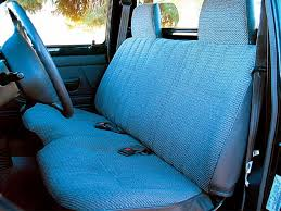 Toyota 60 40 Bench Seat 94 Toyota Pickup Seat Cover Velcromag