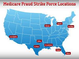 louisiana florida map medicare fraud strike