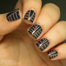 art deco nail art design more com