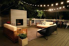 how to build an outdoor fireplace on a deck best outdoor fireplace