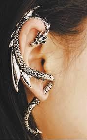ear wrap ear cuff right ear wrap 20 00 via etsy the of