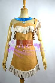pocahontas costume indian princess pocahontas costume suede fabric matoaka