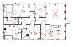 fascinating electrical symbols house plans contemporary best