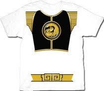 White Ranger Halloween Costume Power Rangers 80 U0027s Costumes 80 U0027s