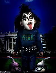 Kiss Halloween Costume Barack Obama Kiss Halloween Costume Pictures