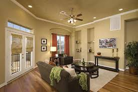 inside model homes after you ve met with a builder s onsite s