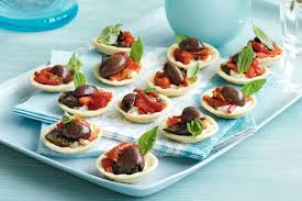 simple vegetarian canapes vegetarian canapes