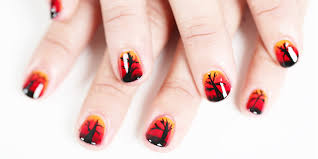 cute halloween nails halloween nail art ideas