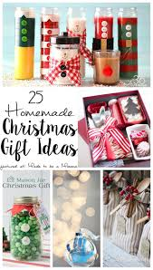handmade christmas gift ideas teacher and students