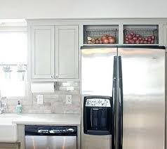 refrigerator cabinet side panels over the refrigerator cabinet over the refrigerator cabinets lovely