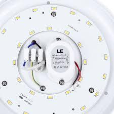 3 Bulb Flush Mount Ceiling Light Fixture by Lionel 12w Round Led Flush Mount Ceiling Light Fixtures Lamp