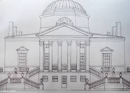 house drawing draw big house home plans u0026 blueprints 24431
