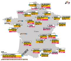 Map Of France With Cities by Streetcar The Transport Politic
