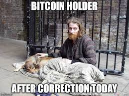 Correction Meme - meme challenge bitcoin drama after last night s correction