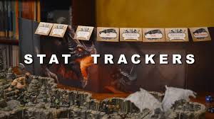 stat trackers a gm accessory for 5e dungeons and dragons by james