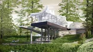 Boat House Boathouse Will Be Iconic Center Of Tulsa U0027s Gathering Place