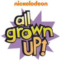 rugrats rugrats all grown up images nickelodeon all grown up logo 2017 hd