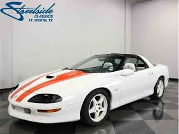 1997 chevrolet camaro ss 1997 chevrolet camaro for sale on classiccars com 25 available