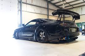 toyota supra modified nextmod u0027s beautiful toyota supra voltex wing widebody jdmporn