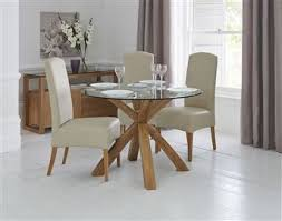 Glass And Oak Dining Table Set 10 Best Dining Table Images On Pinterest Dining Rooms Dining