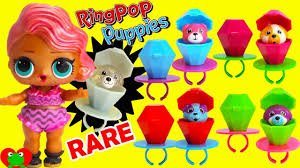 where can i buy ring pops ring pop puppies find lol pearl limited edition treasure