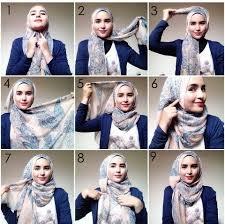 tutorial hijab segitiga paris simple 45 cara memakai kerudung segitiga terbaru 2017 modis elegan