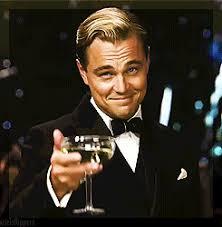 Great Gatsby Meme - gif mine the leo leonardo dicaprio gif set the great gatsby great