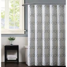 Gray And Brown Shower Curtain - shower curtains u0026 bathroom curtains linens n u0027 things